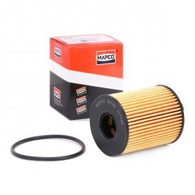 Filtro olio (64709) per per Filtro Olio FIAT GRANDE PUNTO (199) 1.3 D Multijet dal Anno 10.2005 75 CV di MAPCO