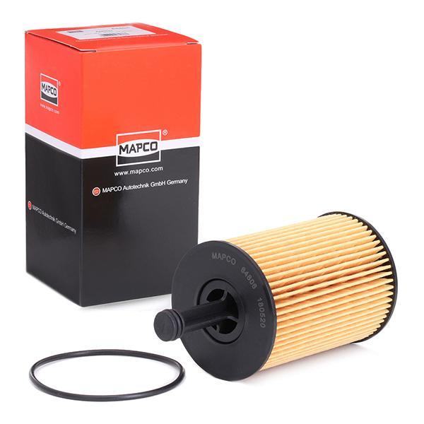 Filtro de aceite de motor MAPCO 64806 conocimiento experto
