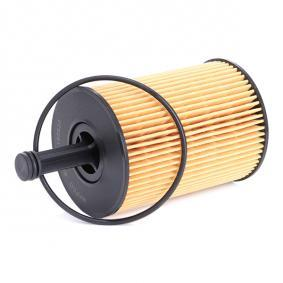 Oil Filter Height: 141mm with OEM Number 1250 679