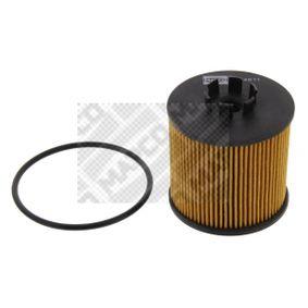 Ölfilter Ø: 65mm, Innendurchmesser: 30mm, Höhe: 75mm mit OEM-Nummer 03C 115 577A