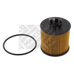 2014 Skoda Fabia Mk2 1.6 Oil Filter 64811