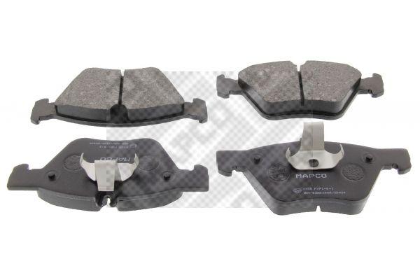 Bremsbeläge 6515 MAPCO 216702030 in Original Qualität