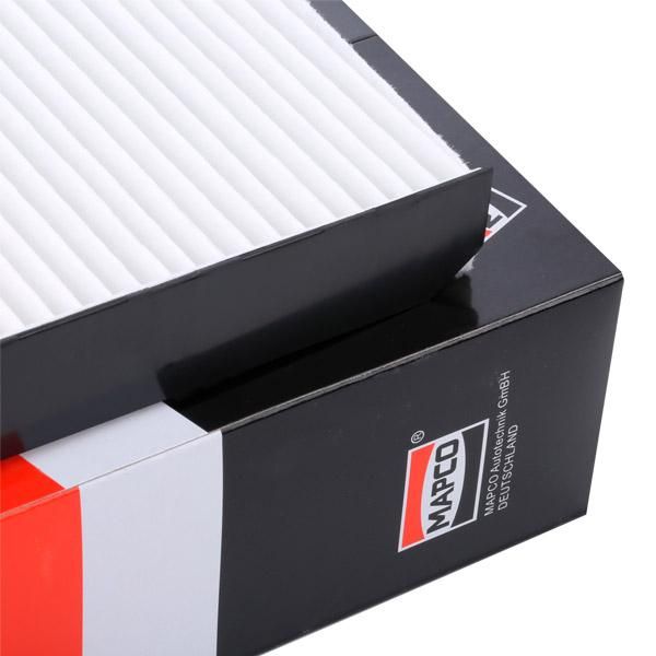 Cabin Air Filter MAPCO 65531 expert knowledge