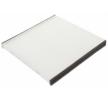 OEM Filter, Innenraumluft 65559 von MAPCO für LEXUS