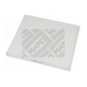 Filter, Innenraumluft Länge: 227mm, Breite: 201mm, Höhe: 17mm mit OEM-Nummer 971332E210