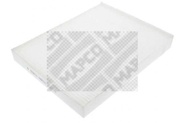 MAPCO  65811 Filter, Innenraumluft Länge: 278mm, Breite: 218,5mm, Höhe: 32mm