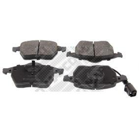 Brake Pad Set, disc brake Article № 6714 £ 140,00