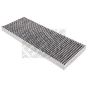 Filter, Innenraumluft Art. Nr. 67204 120,00€