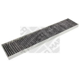 Filter, Innenraumluft Art. Nr. 67205 120,00 €