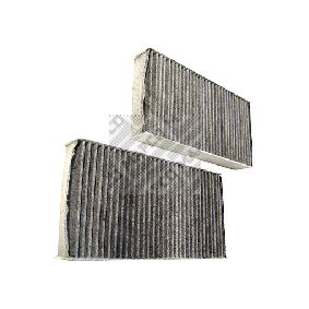 Filter, interior air Length: 225mm, Width: 111mm, Height: 30mm with OEM Number 80292SCAE11