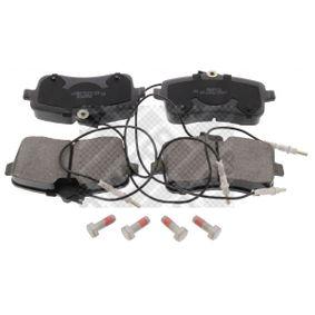 Bremsbelagsatz, Scheibenbremse Breite: 131mm, Höhe: 66,5mm, Dicke/Stärke: 19,5mm mit OEM-Nummer 4254-22