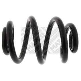 MAPCO  71889 Coil Spring Length: 254mm, Thickness: 20mm, Ø: 168mm