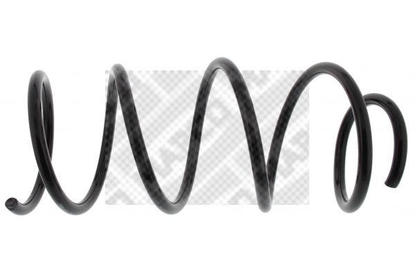 MAPCO  72607 Coil Spring Length: 356mm, Ø: 155mm