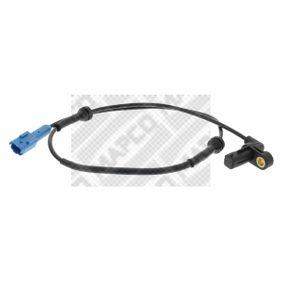 Sensor, Raddrehzahl Länge: 870mm mit OEM-Nummer 4545-99