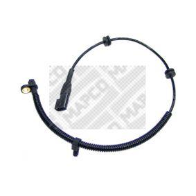 Sensor, Raddrehzahl Länge: 637mm mit OEM-Nummer 98AG 2B372-BF