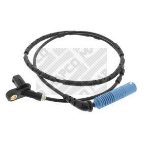 Sensor, Raddrehzahl Länge: 981mm mit OEM-Nummer 3452 6 752 683