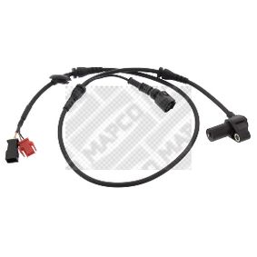 Sensoren VW PASSAT Variant (3B6) 1.9 TDI 130 PS ab 11.2000 MAPCO Sensor, Raddrehzahl (86812) für