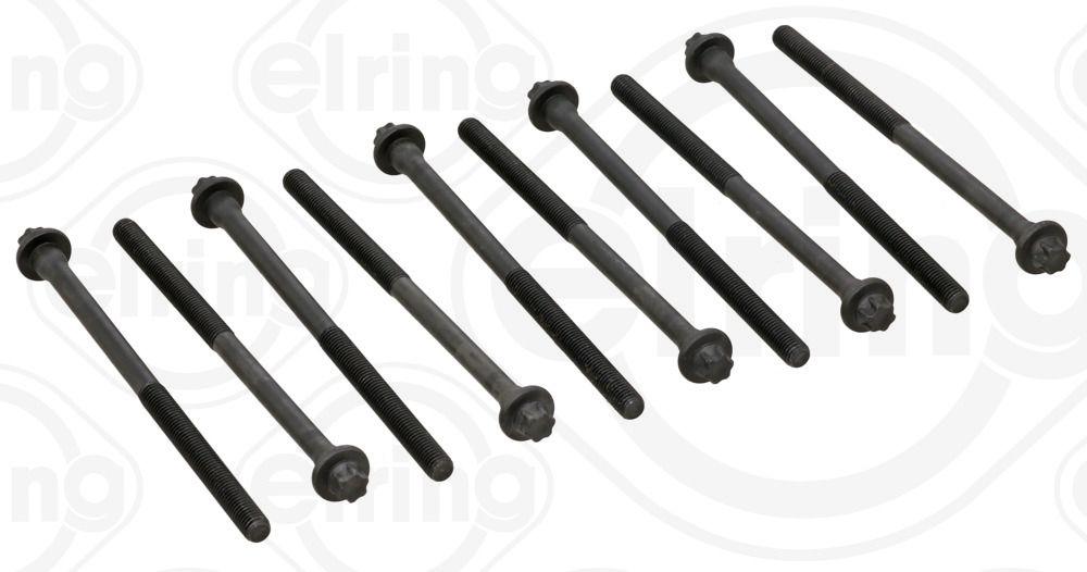 ELRING  758.300 Zylinderkopfschraubensatz Gewindemaß: M 10x1,5x175