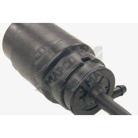 Waschwasserpumpe, Scheibenreinigung Spannung: 12V mit OEM-Nummer 61661377830