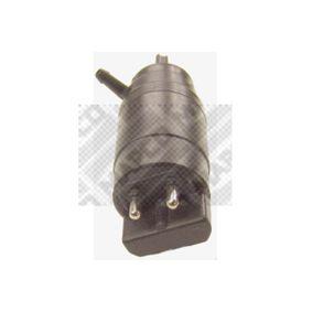 Waschwasserpumpe, Scheibenreinigung Spannung: 12V mit OEM-Nummer 129 869 0021