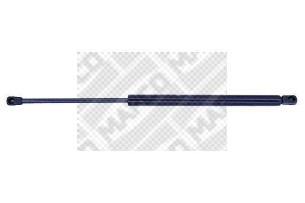 MAPCO  91000 Heckklappendämpfer / Gasfeder Länge: 455mm, Hub: 164mm, Länge: 455mm