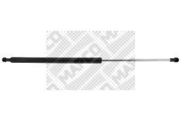 MAPCO  91500 Muelle neumático, maletero / compartimento de carga Long.: 515mm, Carrera: 200mm, Long.: 515mm