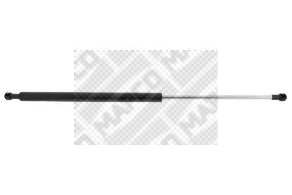 MAPCO  91803 Heckklappendämpfer / Gasfeder Länge: 500mm, Hub: 200mm