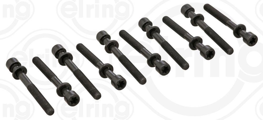 Zylinderkopfschraubensatz ELRING 803.010 4041248050675