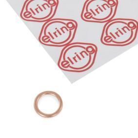 Anello di tenuta, vite di scarico olio Ø: 20mm, Spessore: 2mm, Diametro interno: 14mm con OEM Numero 0313.27