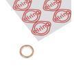 ELRING Drain plug gasket Copper