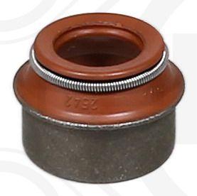 ELRING  553.190 Гумичка на клапан, уплътн. пръстен, стъбло на кл. височина: 10,4мм, Ø: 14,2мм