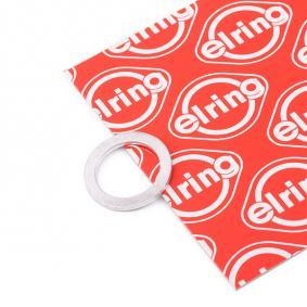 Seal, oil drain plug Ø: 20mm, Thickness: 1,5mm, Inner Diameter: 14mm with OEM Number 0 220 025
