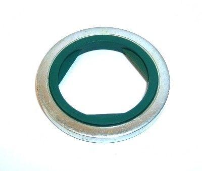 ELRING  154.080 Tiiviste, öljynlaskutulppa Ø: 35,9mm, Paksuus: 3,0mm, Sisäläpimitta: 24,2mm