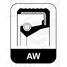 Wellendichtring, Kurbelwelle Innendurchmesser: 65mm, Ø: 85mm mit OEM-Nummer 4532250