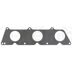 Gasket, exhaust manifold with OEM Number 2721420680