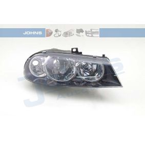 JOHNS Headlight 10 11 10-2 with OEM Number 60695647