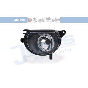 JOHNS Nebelscheinwerfer 13 02 29 für AUDI Q7 (4L) 3.0 TDI ab Baujahr 11.2007, 240 PS