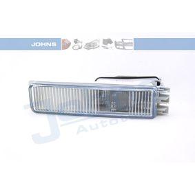 JOHNS Nebelscheinwerfer 13 08 29 für AUDI 80 Avant (8C, B4) 2.0 E 16V ab Baujahr 02.1993, 140 PS