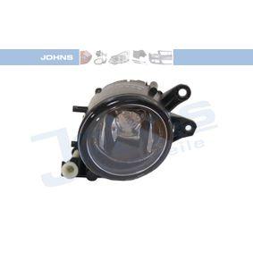 JOHNS Nebelscheinwerfer 13 10 29 für AUDI A4 (8E2, B6) 1.9 TDI ab Baujahr 11.2000, 130 PS