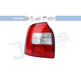 JOHNS Heckleuchte 13 10 87-5 für AUDI A4 Avant (8E5, B6) 3.0 quattro ab Baujahr 09.2001, 220 PS