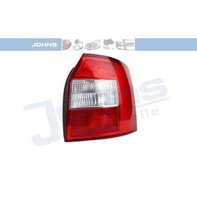JOHNS Heckleuchte 13 10 88-5 für AUDI A4 Avant (8E5, B6) 3.0 quattro ab Baujahr 09.2001, 220 PS