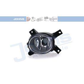 JOHNS Nebelscheinwerfer 13 11 29 für AUDI A3 (8P1) 1.9 TDI ab Baujahr 05.2003, 105 PS