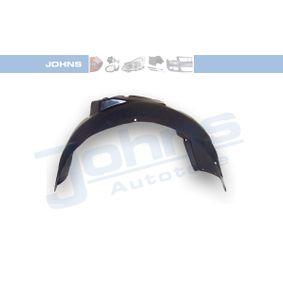 JOHNS Verkleidung, Radhaus 13 18 32 für AUDI A6 (4B2, C5) 2.4 ab Baujahr 07.1998, 136 PS