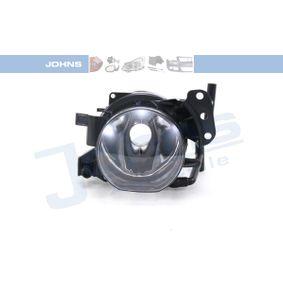 JOHNS Nebelscheinwerfer 20 17 29 für BMW 5 (E60) 530 xi ab Baujahr 01.2007, 272 PS