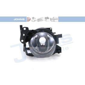JOHNS Nebelscheinwerfer 20 17 30 für BMW 5 (E60) 530 xi ab Baujahr 01.2007, 272 PS