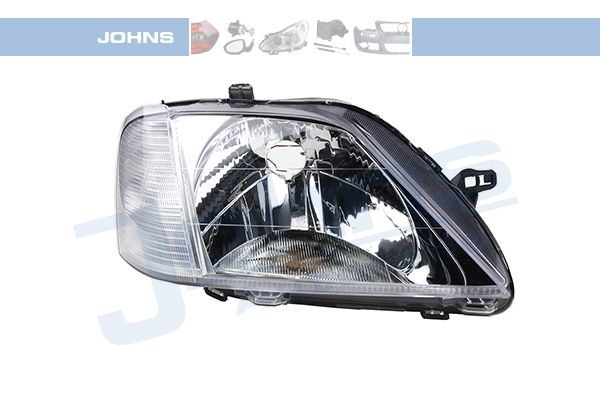 JOHNS  25 11 10 Hauptscheinwerfer für Fahrzeuge mit Leuchtweiteregelung (mechanisch)