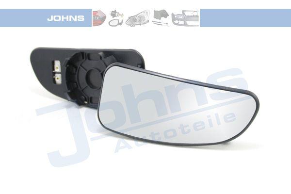 JOHNS  30 42 38-85 Mirror Glass, outside mirror
