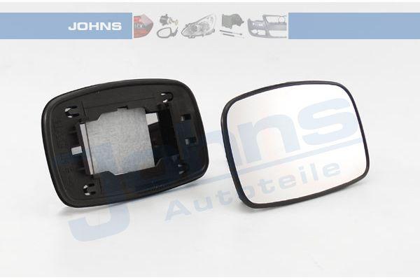 JOHNS  32 01 37-80 Mirror Glass, outside mirror