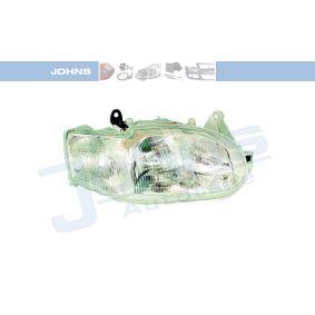 Hauptscheinwerfer für Fahrzeuge mit Leuchtweiteregelung (elektrisch), für Fahrzeuge ohne Leuchtweiteregelung mit OEM-Nummer 1076554