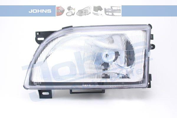 JOHNS  32 46 09-2 Hauptscheinwerfer für Fahrzeuge mit Leuchtweiteregelung (elektrisch)